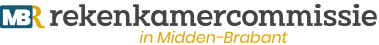 Rekenkamercommissie in Midden-Brabant Logo